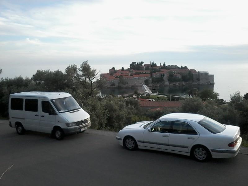 Jovo taxi Montenegro