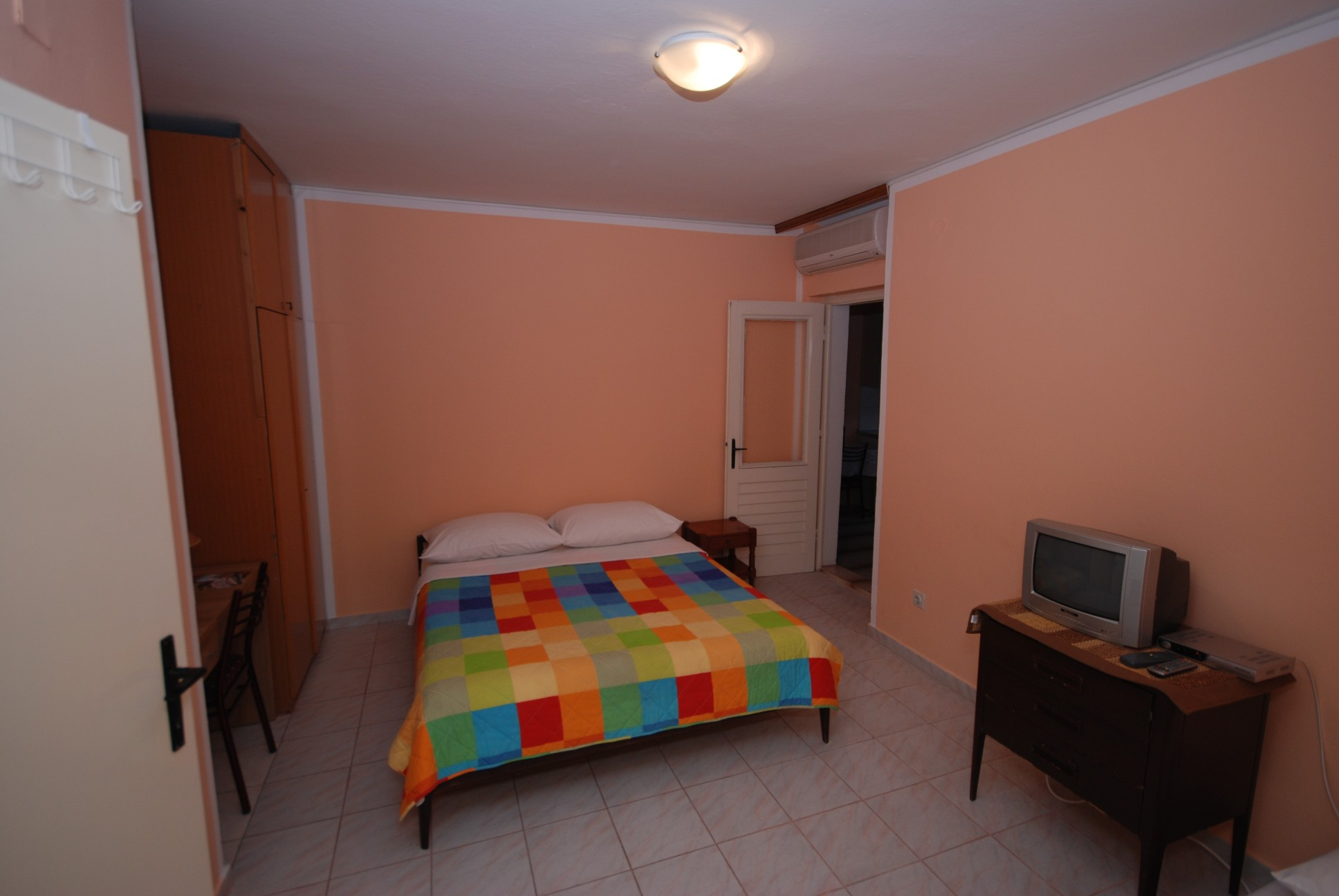 Orange apartment montenegro