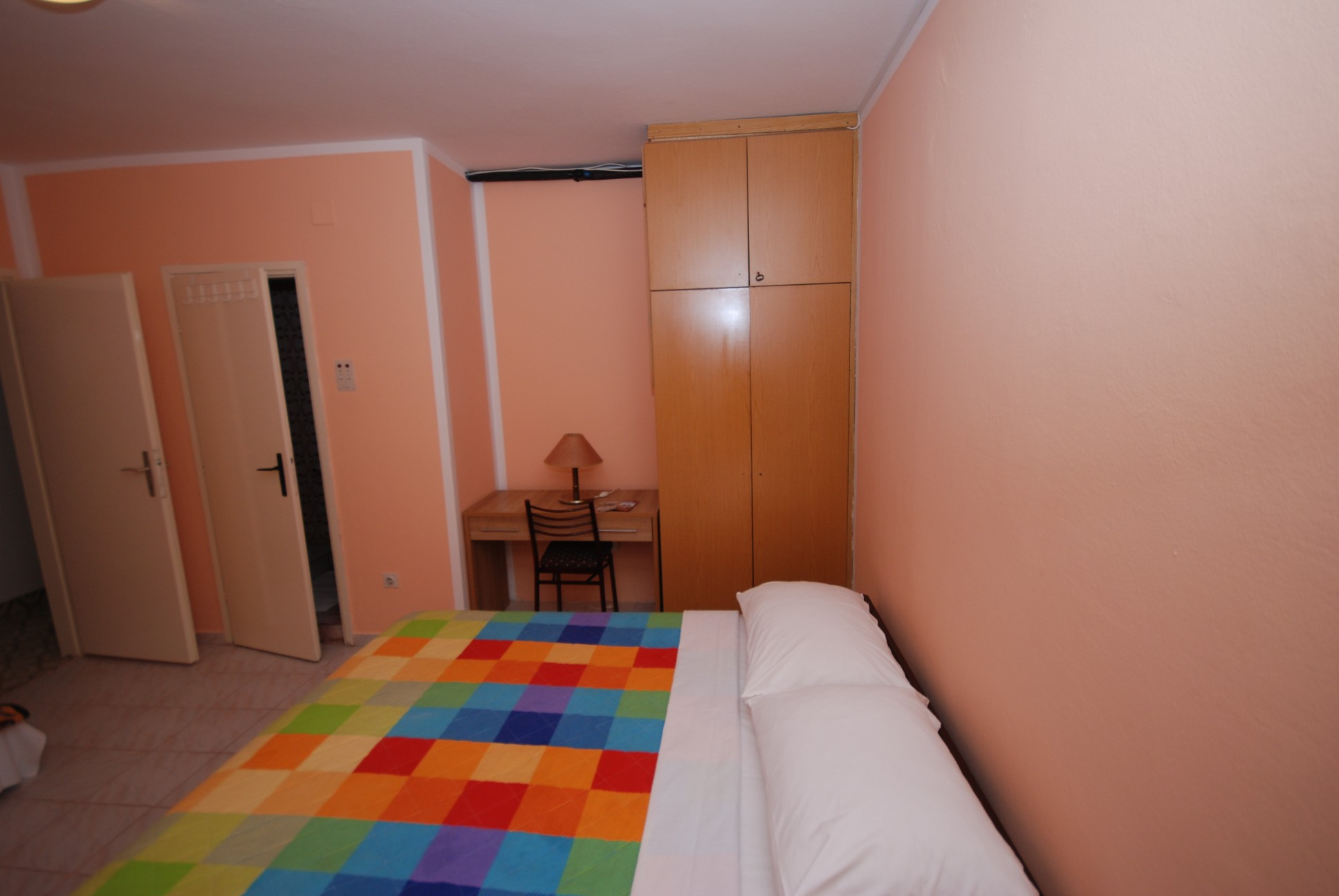 Orange apartment montenegro