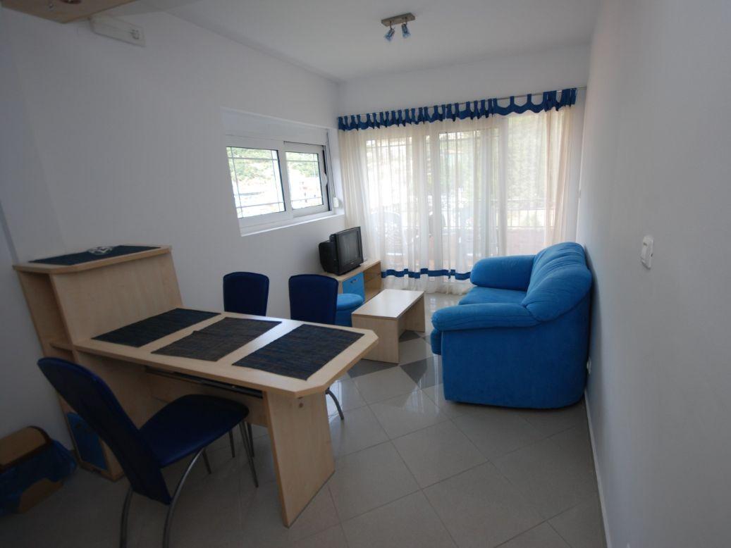 Blue Apartment livingroom Montenegro