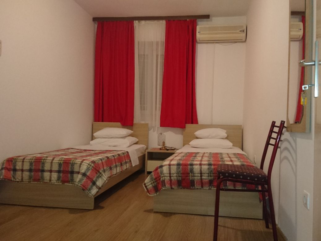 twin rooms- spavaca soba