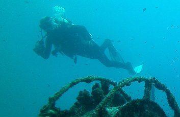 Montenegro diving school
